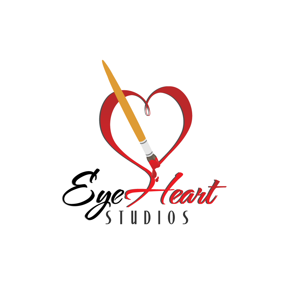Logo Design by rockin - Entry No. 10 in the Logo Design Contest Unique Logo Design Wanted for Eye Heart Studios.