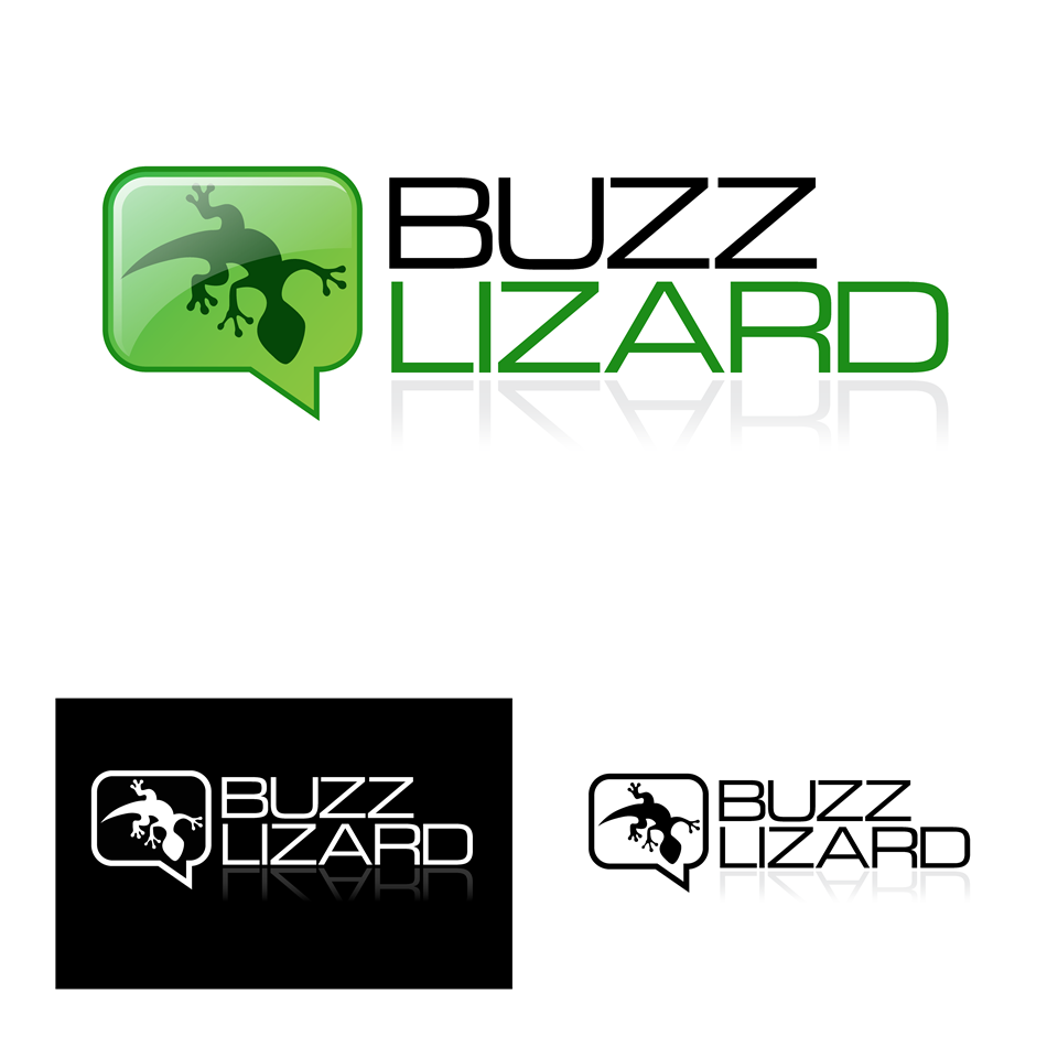Logo Design by xenowebdev - Entry No. 57 in the Logo Design Contest Buzz Lizard.