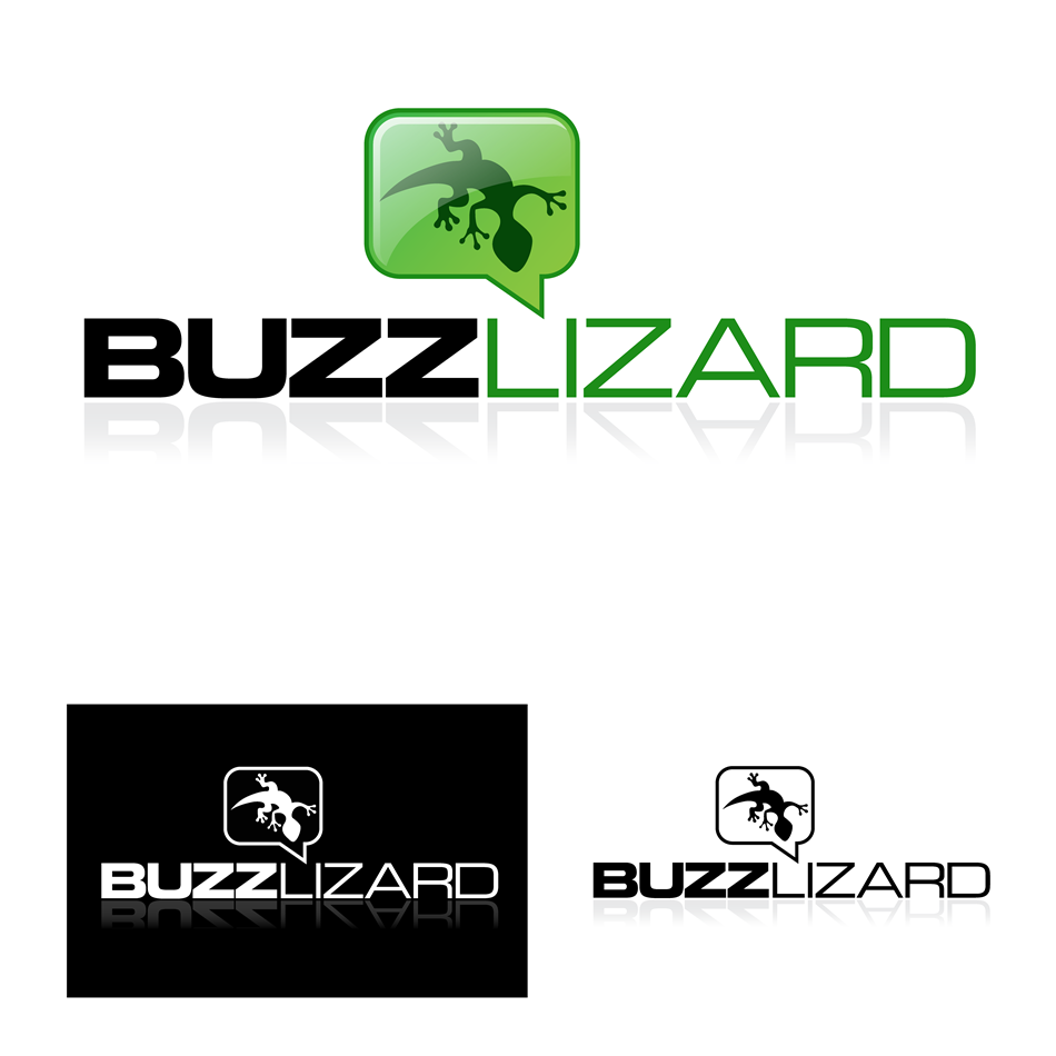Logo Design by xenowebdev - Entry No. 58 in the Logo Design Contest Buzz Lizard.
