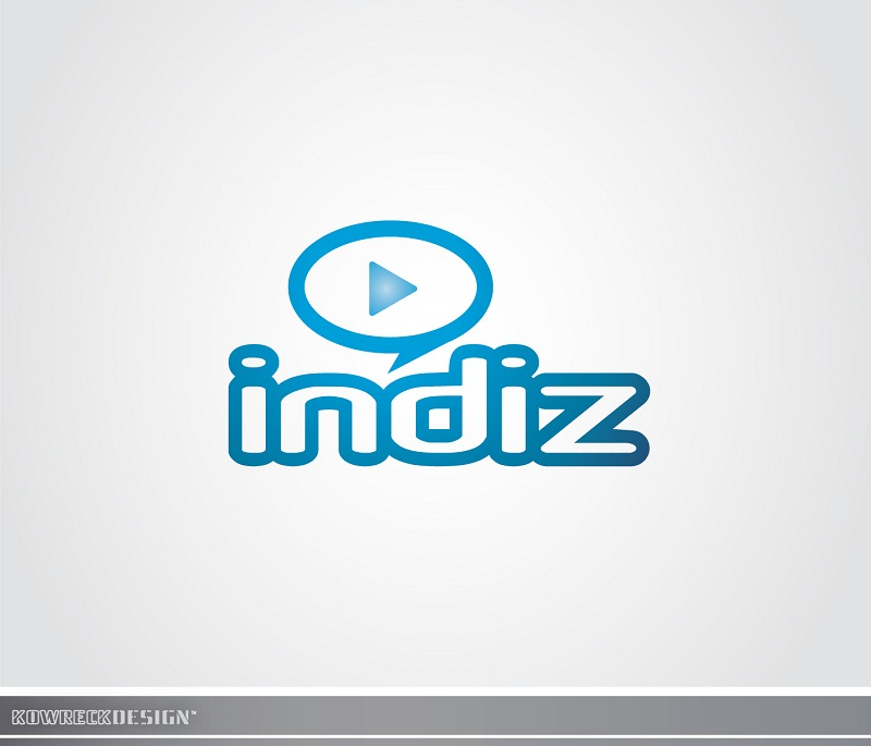 Logo Design by kowreck - Entry No. 271 in the Logo Design Contest Fun Logo Design for Indiz.