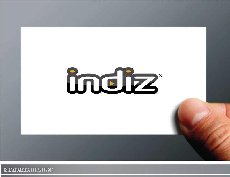 Logo Design by kowreck - Entry No. 274 in the Logo Design Contest Fun Logo Design for Indiz.