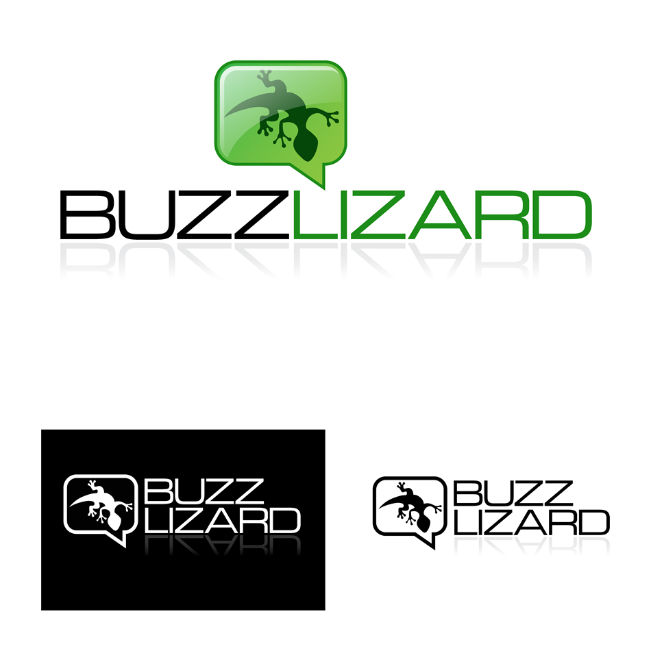 Logo Design by xenowebdev - Entry No. 59 in the Logo Design Contest Buzz Lizard.