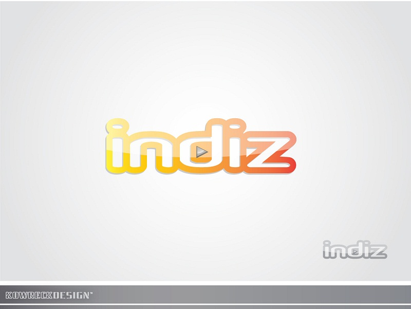 Logo Design by kowreck - Entry No. 276 in the Logo Design Contest Fun Logo Design for Indiz.