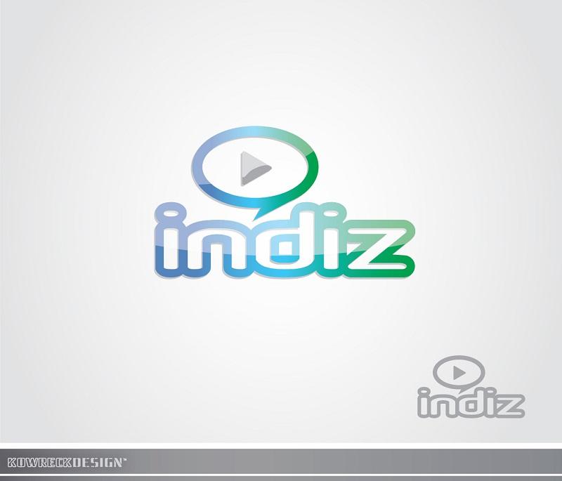 Logo Design by kowreck - Entry No. 278 in the Logo Design Contest Fun Logo Design for Indiz.