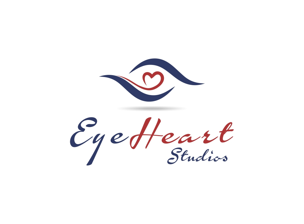 Logo Design by Muhammad Aslam - Entry No. 15 in the Logo Design Contest Unique Logo Design Wanted for Eye Heart Studios.