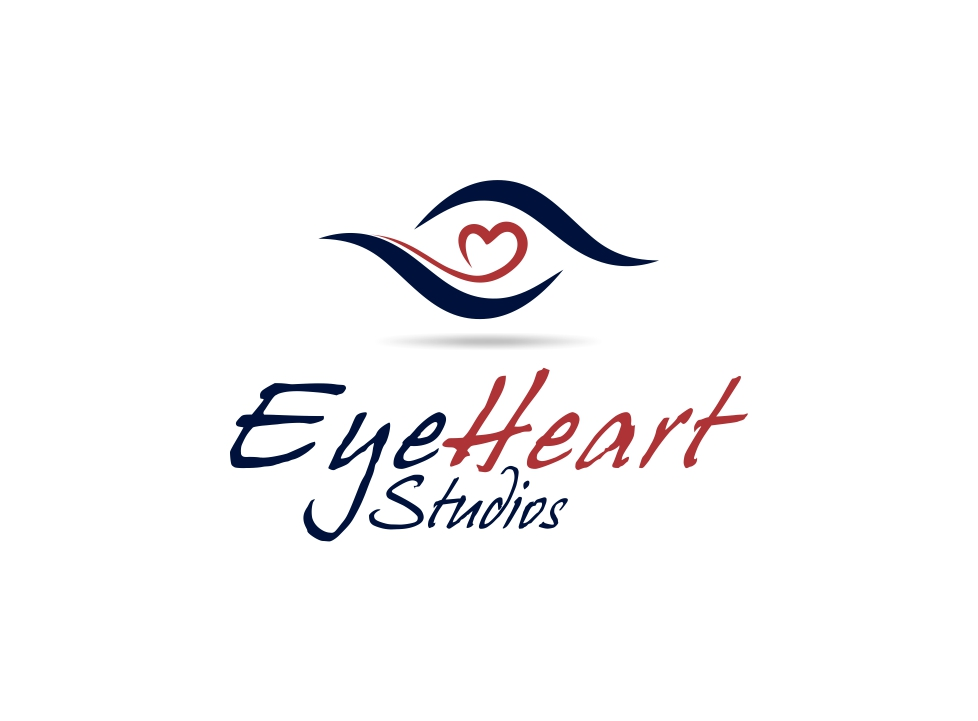 Logo Design by Muhammad Aslam - Entry No. 16 in the Logo Design Contest Unique Logo Design Wanted for Eye Heart Studios.