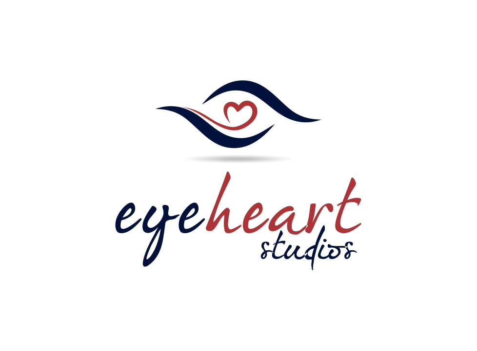 Logo Design by Muhammad Aslam - Entry No. 17 in the Logo Design Contest Unique Logo Design Wanted for Eye Heart Studios.