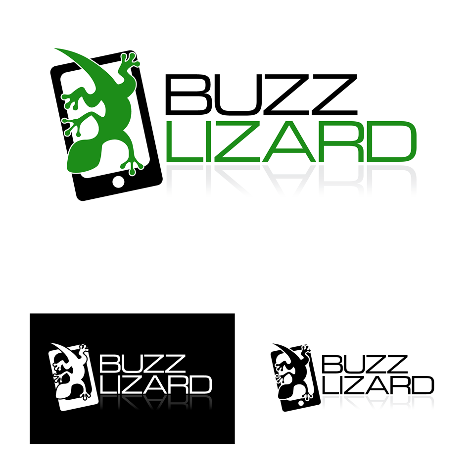Logo Design by xenowebdev - Entry No. 60 in the Logo Design Contest Buzz Lizard.