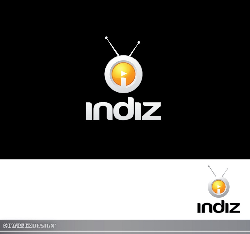 Logo Design by kowreck - Entry No. 282 in the Logo Design Contest Fun Logo Design for Indiz.