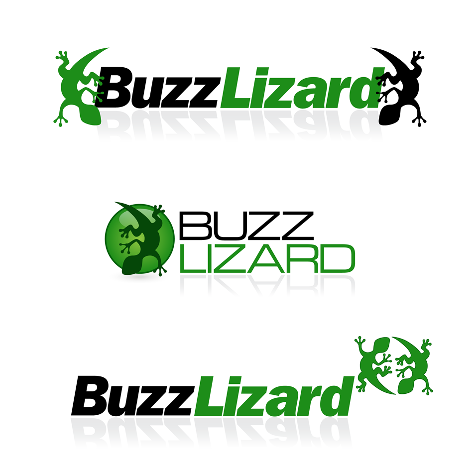 Logo Design by xenowebdev - Entry No. 61 in the Logo Design Contest Buzz Lizard.