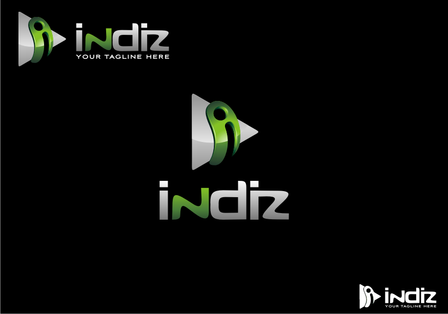 Logo Design by graphicleaf - Entry No. 289 in the Logo Design Contest Fun Logo Design for Indiz.