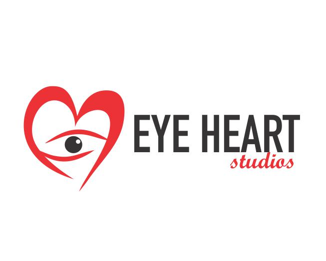 Logo Design by ronny - Entry No. 18 in the Logo Design Contest Unique Logo Design Wanted for Eye Heart Studios.