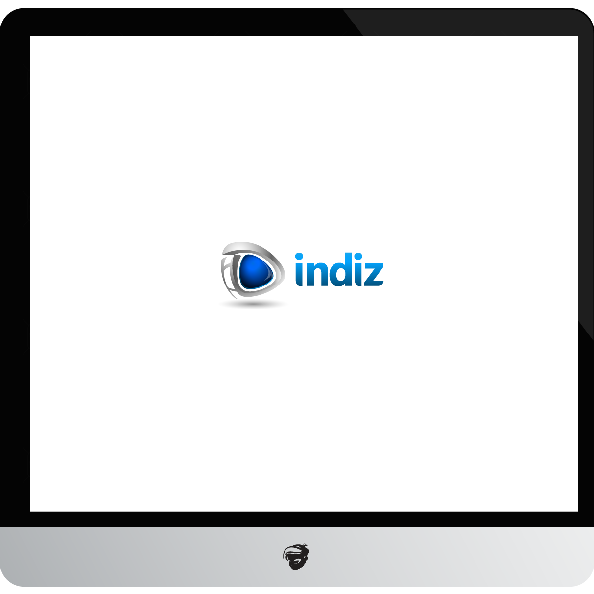 Logo Design by zesthar - Entry No. 293 in the Logo Design Contest Fun Logo Design for Indiz.
