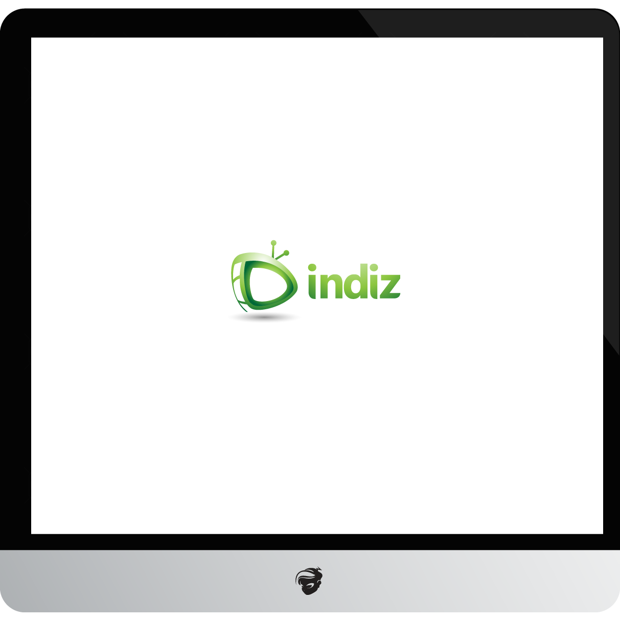 Logo Design by zesthar - Entry No. 294 in the Logo Design Contest Fun Logo Design for Indiz.