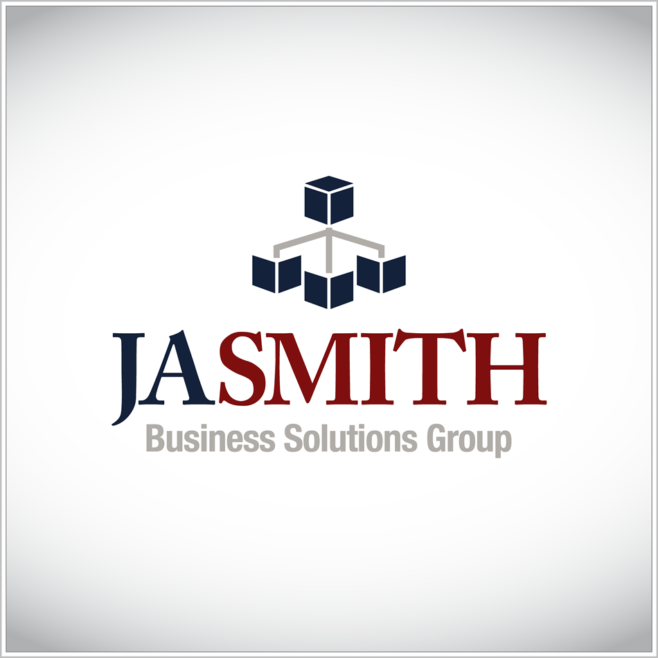 Logo Design by xenowebdev - Entry No. 6 in the Logo Design Contest J. A. Smith Business Solutions Group.