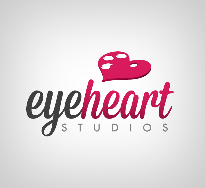 Logo Design by nausigeo - Entry No. 31 in the Logo Design Contest Unique Logo Design Wanted for Eye Heart Studios.