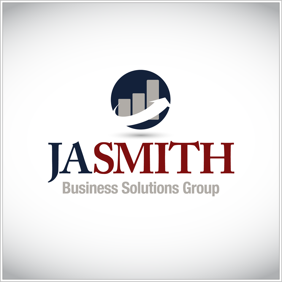 Logo Design by xenowebdev - Entry No. 7 in the Logo Design Contest J. A. Smith Business Solutions Group.