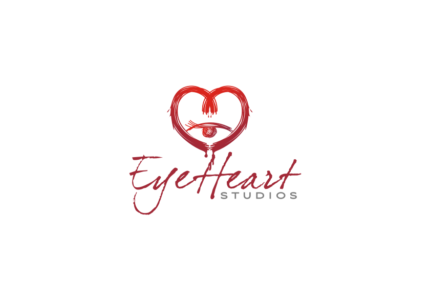 Logo Design by Muhammad Nasrul chasib - Entry No. 33 in the Logo Design Contest Unique Logo Design Wanted for Eye Heart Studios.