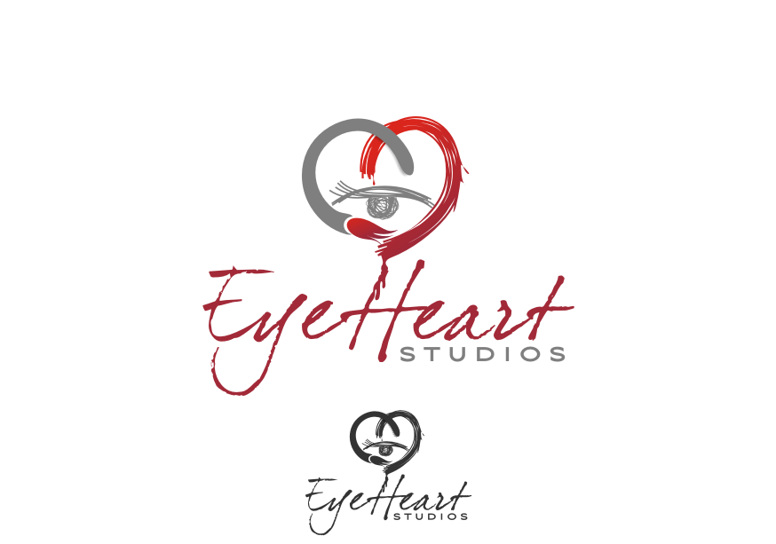 Logo Design by graphicleaf - Entry No. 35 in the Logo Design Contest Unique Logo Design Wanted for Eye Heart Studios.