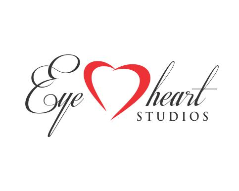 Logo Design by ronny - Entry No. 41 in the Logo Design Contest Unique Logo Design Wanted for Eye Heart Studios.