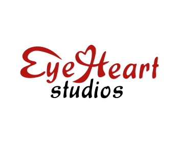 Logo Design by Rudy - Entry No. 56 in the Logo Design Contest Unique Logo Design Wanted for Eye Heart Studios.