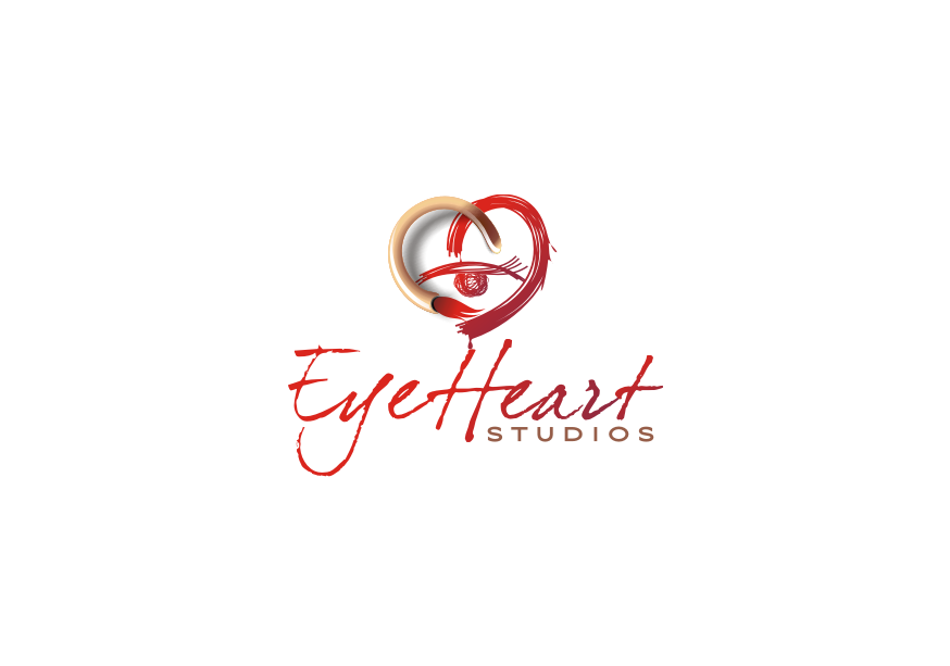 Logo Design by graphicleaf - Entry No. 59 in the Logo Design Contest Unique Logo Design Wanted for Eye Heart Studios.