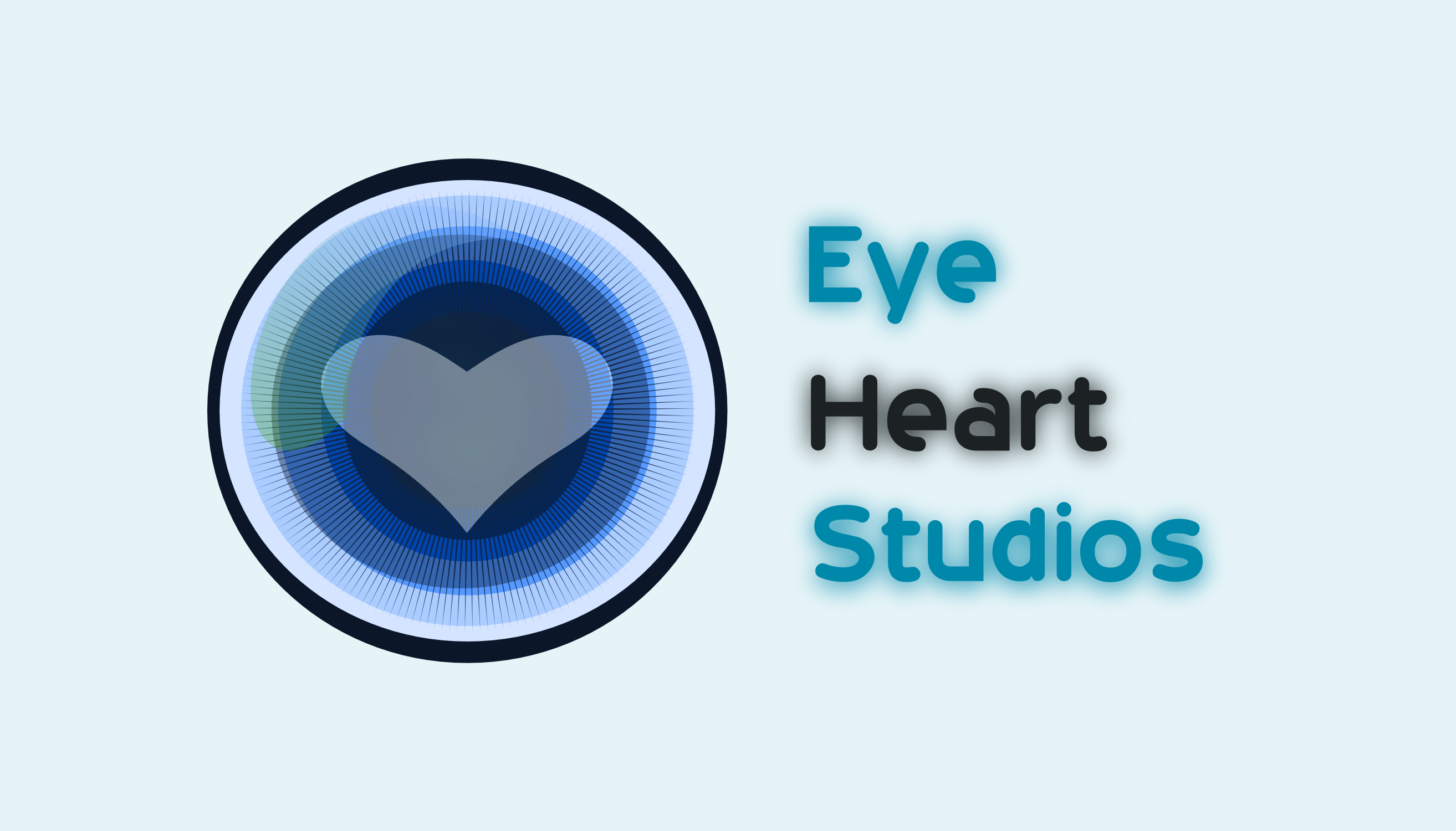 Logo Design by Arindam Khanda - Entry No. 61 in the Logo Design Contest Unique Logo Design Wanted for Eye Heart Studios.