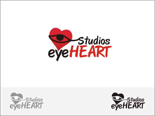 Logo Design by RED HORSE design studio - Entry No. 65 in the Logo Design Contest Unique Logo Design Wanted for Eye Heart Studios.