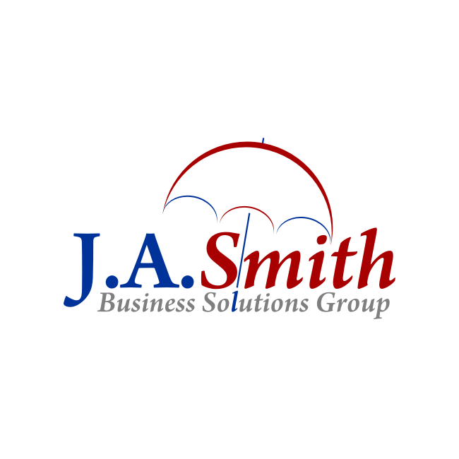 Logo Design by liner - Entry No. 11 in the Logo Design Contest J. A. Smith Business Solutions Group.