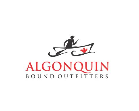 Logo Design by ronny - Entry No. 5 in the Logo Design Contest Captivating Logo Design for Algonquin Bound Outfitters.
