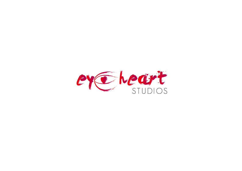 Logo Design by Osi Indra - Entry No. 70 in the Logo Design Contest Unique Logo Design Wanted for Eye Heart Studios.