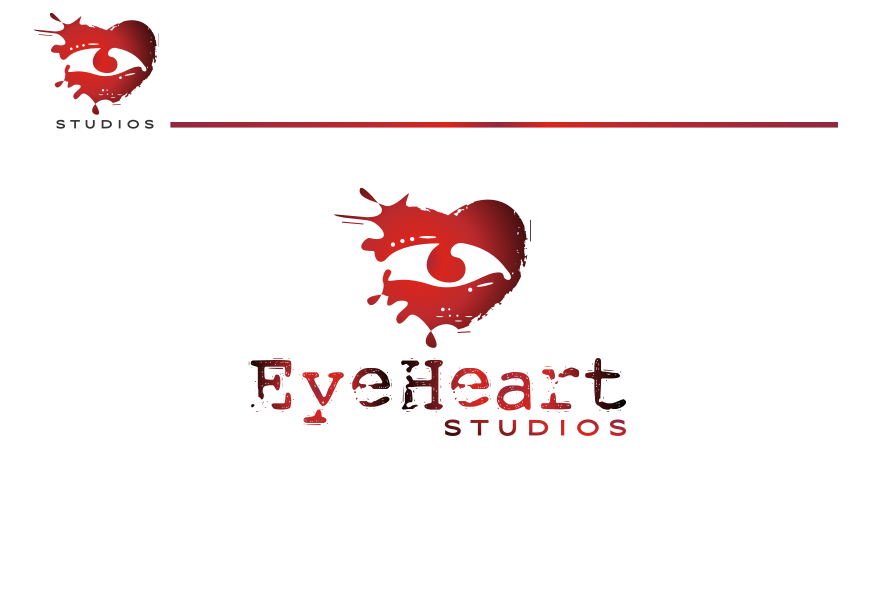 Logo Design by graphicleaf - Entry No. 71 in the Logo Design Contest Unique Logo Design Wanted for Eye Heart Studios.