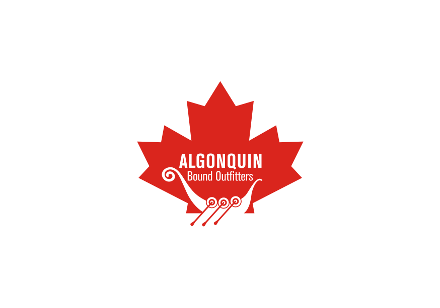 Logo Design by graphicleaf - Entry No. 6 in the Logo Design Contest Captivating Logo Design for Algonquin Bound Outfitters.