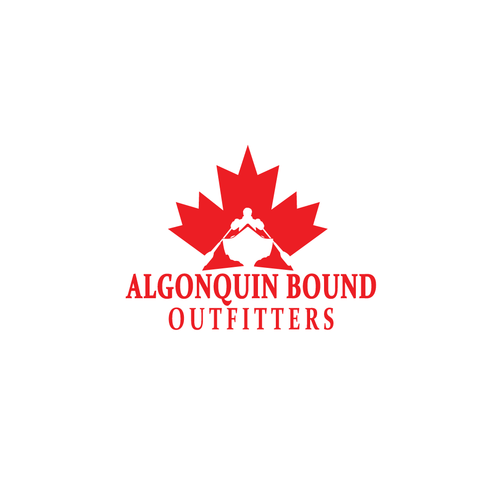 Logo Design by rockin - Entry No. 9 in the Logo Design Contest Captivating Logo Design for Algonquin Bound Outfitters.