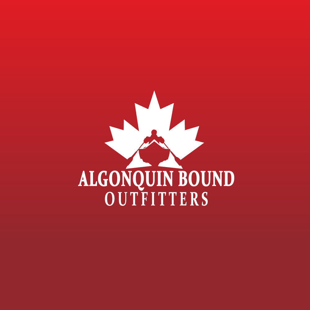 Logo Design by rockin - Entry No. 10 in the Logo Design Contest Captivating Logo Design for Algonquin Bound Outfitters.