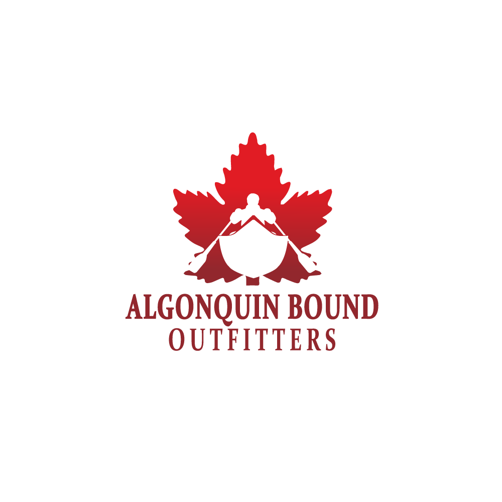 Logo Design by rockin - Entry No. 11 in the Logo Design Contest Captivating Logo Design for Algonquin Bound Outfitters.