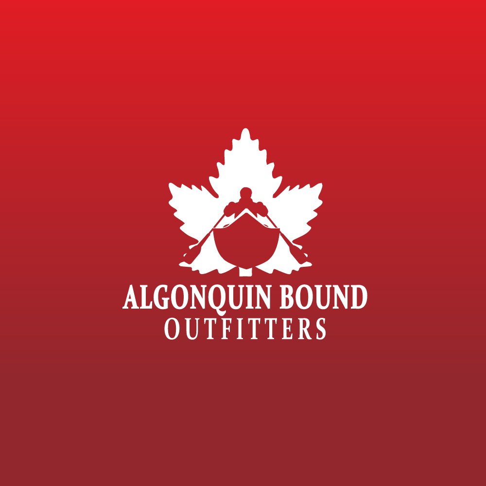 Logo Design by rockin - Entry No. 12 in the Logo Design Contest Captivating Logo Design for Algonquin Bound Outfitters.