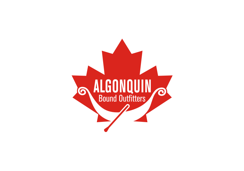 Logo Design by graphicleaf - Entry No. 17 in the Logo Design Contest Captivating Logo Design for Algonquin Bound Outfitters.