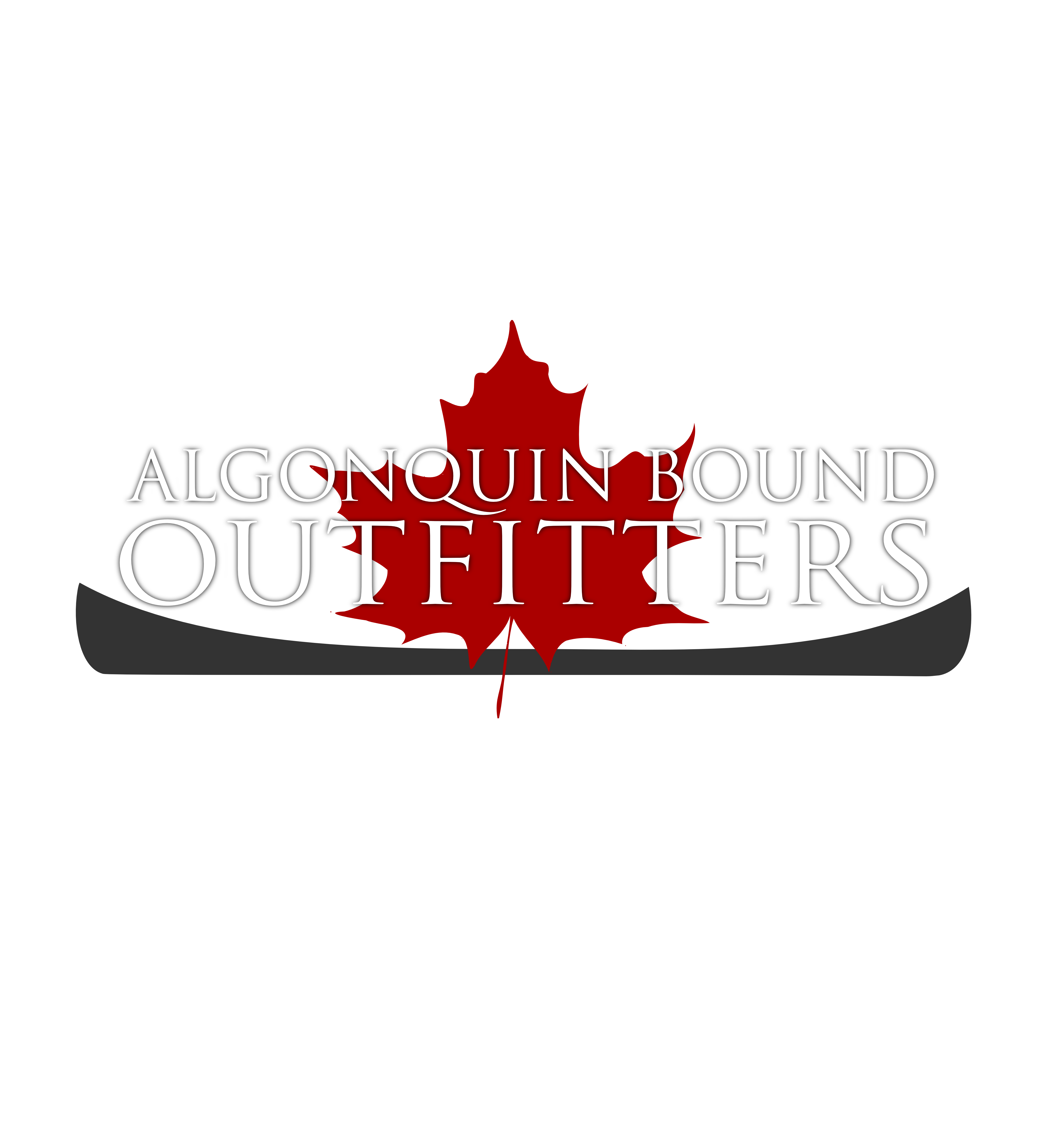 Logo Design by Andrew Bertram - Entry No. 21 in the Logo Design Contest Captivating Logo Design for Algonquin Bound Outfitters.