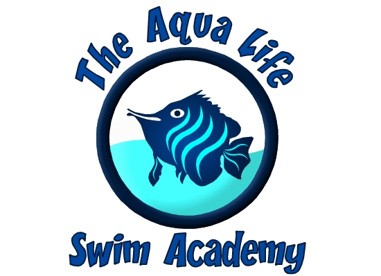 Logo Design by Ismail Adhi Wibowo - Entry No. 1 in the Logo Design Contest Artistic Logo Design Wanted for The Aqua Life Swim Academy.