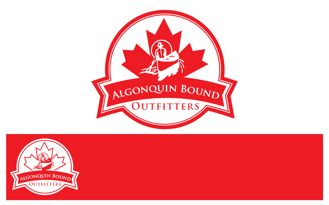 Logo Design by Jagdeep Singh - Entry No. 35 in the Logo Design Contest Captivating Logo Design for Algonquin Bound Outfitters.