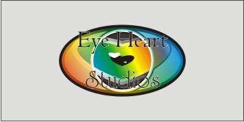 Logo Design by Robertus Ferry - Entry No. 89 in the Logo Design Contest Unique Logo Design Wanted for Eye Heart Studios.