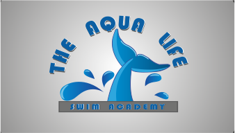 Logo Design by Vallabh Vinerkar - Entry No. 11 in the Logo Design Contest Artistic Logo Design Wanted for The Aqua Life Swim Academy.