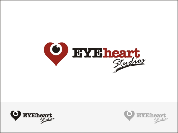 Logo Design by RED HORSE design studio - Entry No. 104 in the Logo Design Contest Unique Logo Design Wanted for Eye Heart Studios.