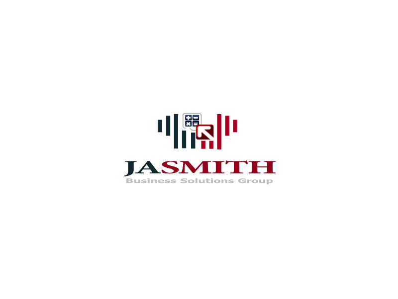 Logo Design by openartposter - Entry No. 19 in the Logo Design Contest J. A. Smith Business Solutions Group.
