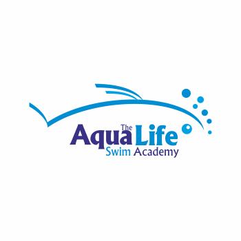 Logo Design by montoshlall - Entry No. 16 in the Logo Design Contest Artistic Logo Design Wanted for The Aqua Life Swim Academy.