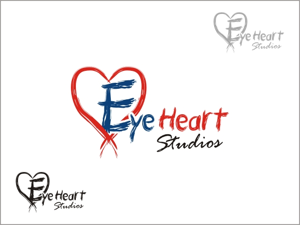 Logo Design by RED HORSE design studio - Entry No. 106 in the Logo Design Contest Unique Logo Design Wanted for Eye Heart Studios.