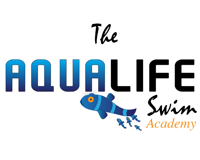 Logo Design by Diana Roder - Entry No. 24 in the Logo Design Contest Artistic Logo Design Wanted for The Aqua Life Swim Academy.