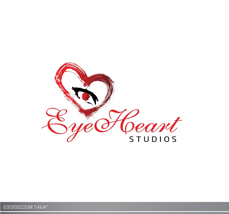 Logo Design by kowreck - Entry No. 113 in the Logo Design Contest Unique Logo Design Wanted for Eye Heart Studios.