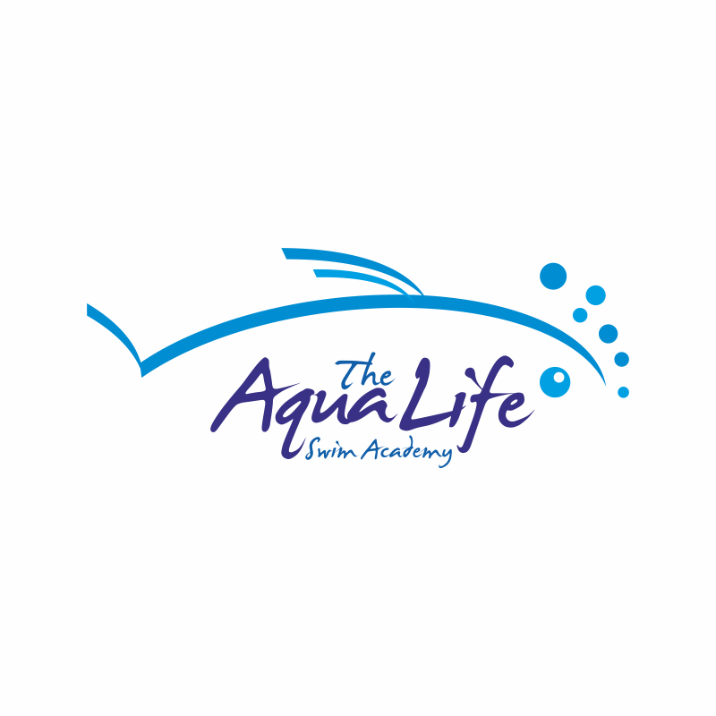 Logo Design by montoshlall - Entry No. 31 in the Logo Design Contest Artistic Logo Design Wanted for The Aqua Life Swim Academy.
